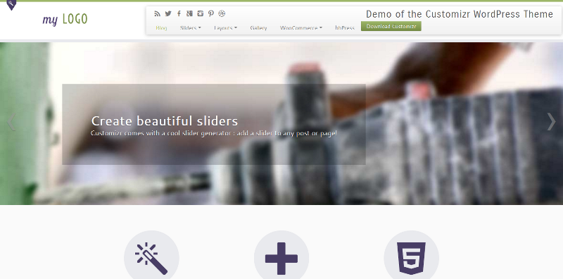 FireShot Screen Capture #001 - 'Customizr I Demo of the Customizr WordPress Theme' - demo_themesandco_com